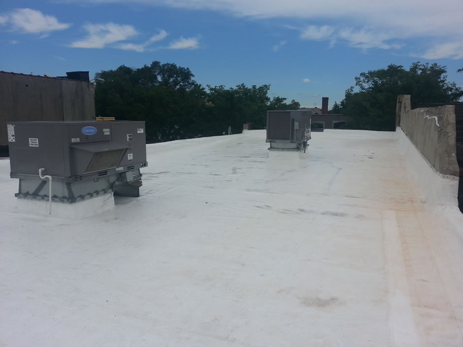 Manchester Roofing systems