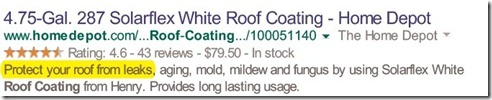 Roof Coatings - Reflective Roof Coating Marketed As Waterproofing Roof Coating