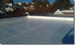 Roof Coatings - Flat Roof in Drexel Hill - Hydro-Stop