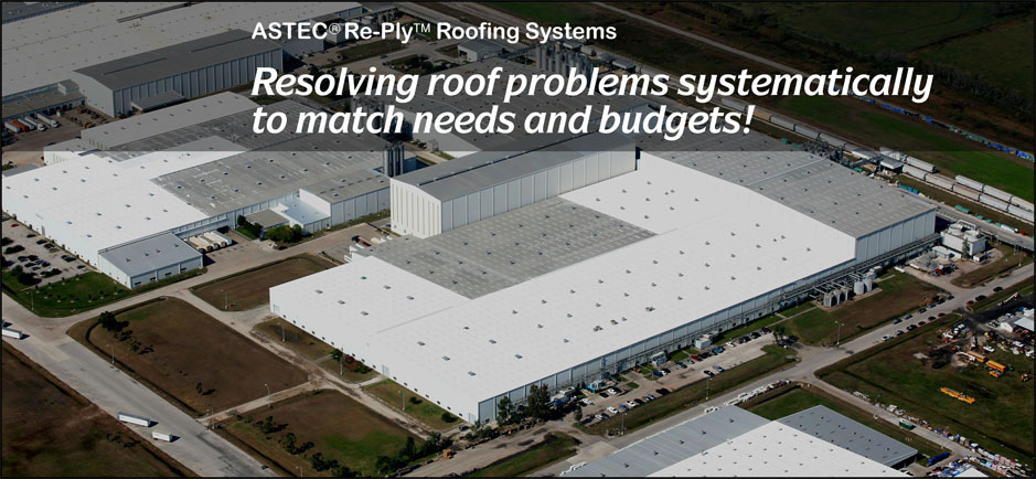 Astec Manchester Roofing Systems