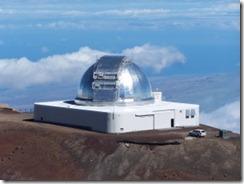 Roof Coatings - University of Hawaii NASA Infrared Telescope - Hydro-Stop