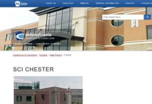 Job Files – SCI Chester – Chester, PA